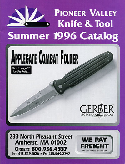 Pioneer Valley Knife book
