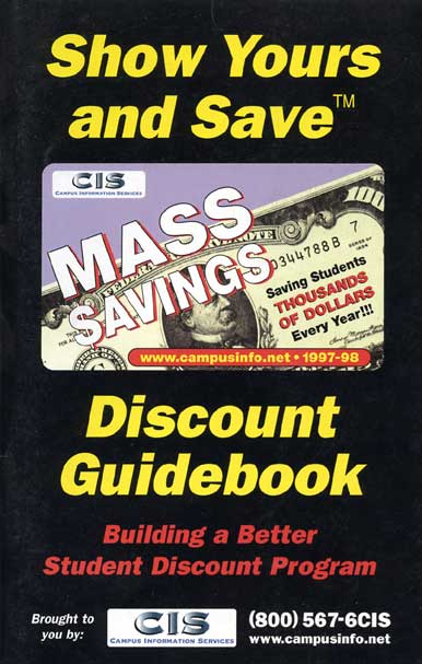 Mass Savings Discount