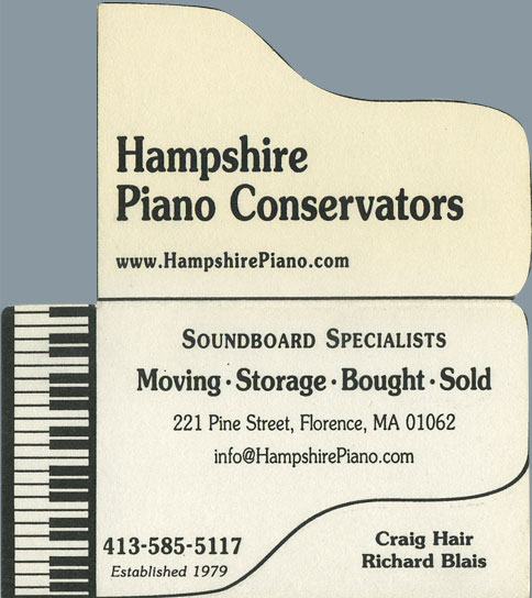 Hampshire Piano Conservators