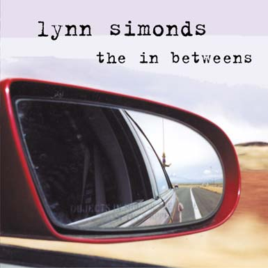 Positronic Print Design Portfolio - CD/DVD Covers - Lynn Simonds - the in betweens