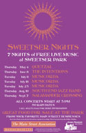 Sweetser Nights Poster