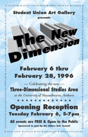 The New Dimension Poster