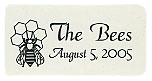 The Bees August 5, 2005 Sticker