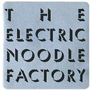 The Electric Noodle Factory Sticker